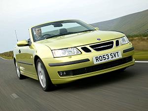 Saab 9-3 2 дв. кабриолет Cabriolet