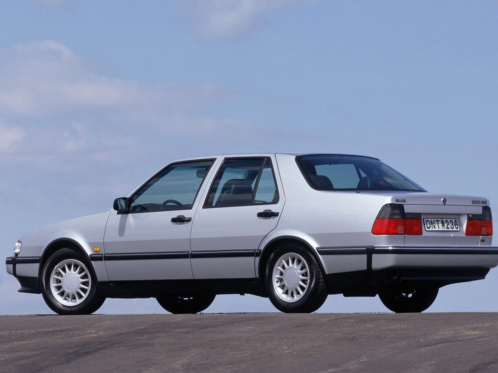 Saab (Сааб) 9000 CD 1994-1997 г.