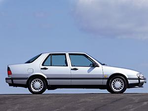 Saab 9000 4 дв. седан CD