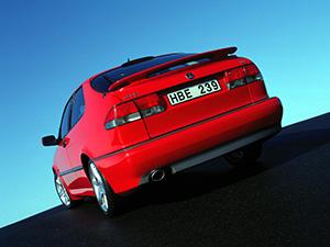 Saab 9-3 3 дв. купе Coupe