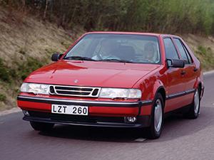 Saab 9000 5 дв. хэтчбек CS