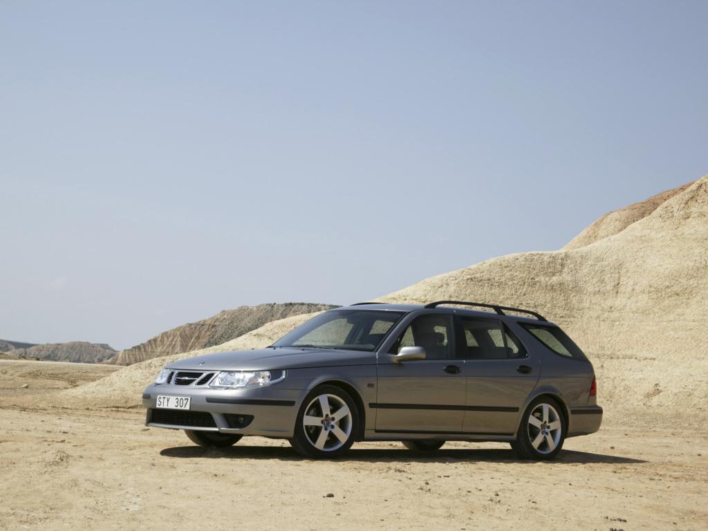Saab (Сааб) 9-5 Estate 2001-2005 г.