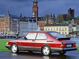 Saab 900 3 дв. хэтчбек 900