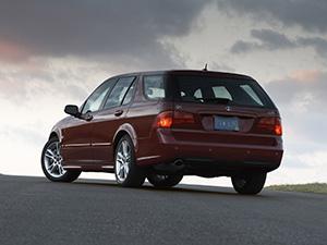 Saab 9-5 5 дв. универсал Sport Estate