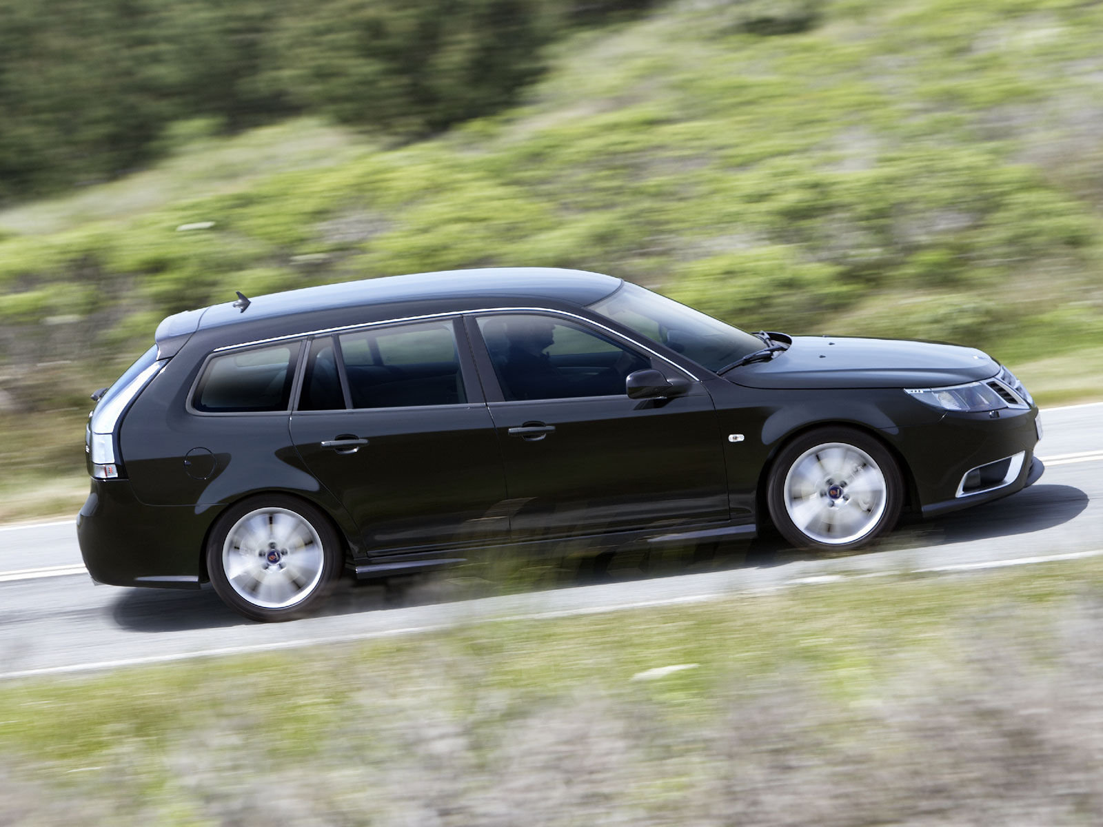 Saab (Сааб) 9-3 Sport Estate 2007-2010 г.