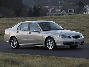Saab 9-5 4 дв. седан Sport sedan