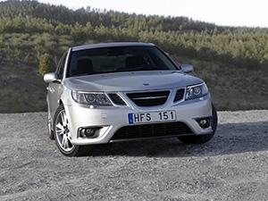 Saab 9-3 4 дв. седан Sport Sedan