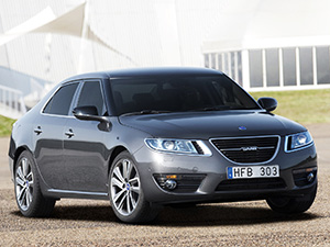 Технические характеристики Saab 9-5