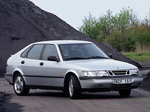 Технические характеристики Saab 900 2.0i Turbo 1993-1998 г.