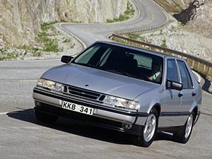 Технические характеристики Saab 9000