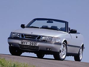Технические характеристики Saab 900 2.5i V6 Cabriolet 1994-1998 г.