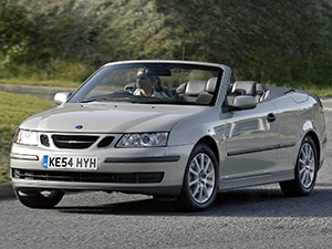 Cabriolet с 2003 по 2007
