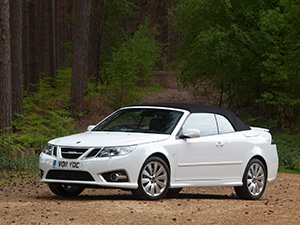 Технические характеристики Saab 9-3 1.9 TTiD 2011- г.