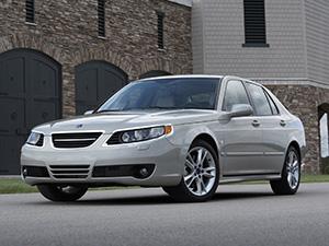 Технические характеристики Saab 9-5 2.3t 2005-2010 г.