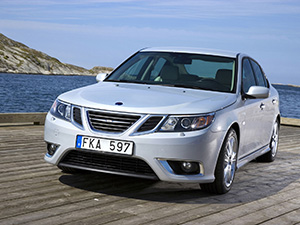 Технические характеристики Saab 9-3 2.0t 2007-2010 г.