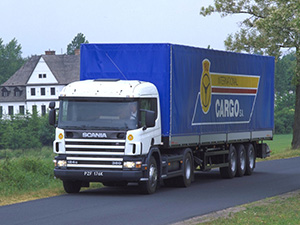 Scania 4-series 2 дв. тягой 124