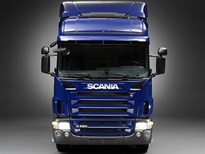 Scania G-series 2 дв. тягой G420