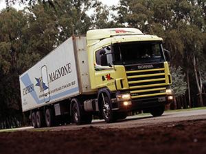 Технические характеристики Scania 4-series