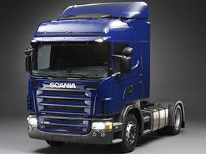 Технические характеристики Scania G-series