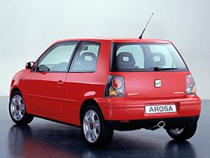 Seat Arosa 3 дв. хэтчбек Arosa