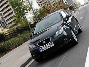 Seat Ibiza 5 дв. хэтчбек Ibiza