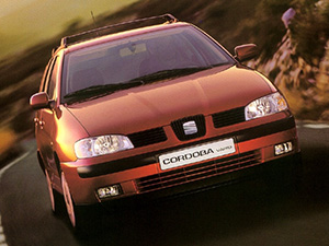 Seat Cordoba 5 дв. универсал Vario