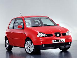 Arosa с 2001 по 2004