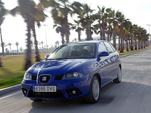 Технические характеристики Seat Ibiza 1.4 TDi 2006-2008 г.