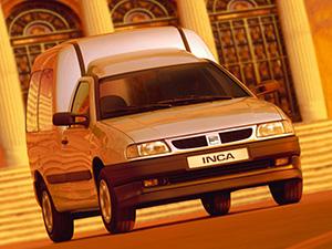 Технические характеристики Seat Inca