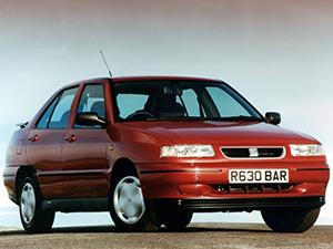 Технические характеристики Seat Toledo 1.6i 1995-1999 г.