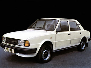 Skoda 136 R Coupe 2 дв. купе 136 R Coupe
