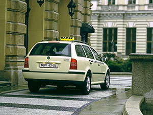 Skoda Octavia 5 дв. универсал Combi