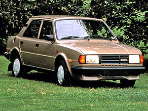 Технические характеристики Skoda 136 R Coupe
