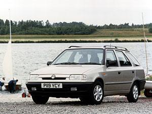 Технические характеристики Skoda Felicia 1.3i 1995-1998 г.