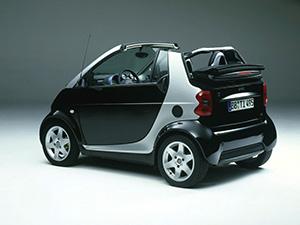 Smart City Coupe 3 дв. кабриолет Cabrio
