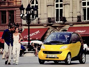 Smart City Coupe 3 дв. хэтчбек City Coupe