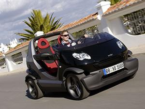 Smart Crossblade 3 дв. кабриолет Crossblade