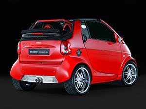 Smart Fortwo 3 дв. кабриолет Cabrio
