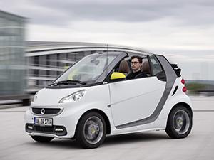 Smart Fortwo 2 дв. кабриолет Cabrio