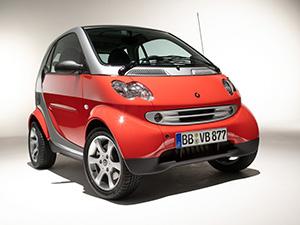 Smart Fortwo 3 дв. хэтчбек Coupe