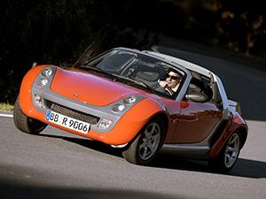 Smart Roadster 3 дв. кабриолет Roadster