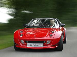 Технические характеристики Smart Roadster Coupe