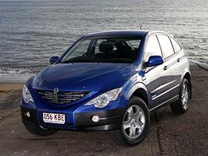 Технические характеристики SsangYong Actyon A230 4WD 2006-2009 г.