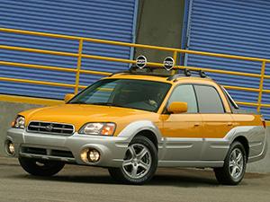 Subaru Baja 4 дв. пикап Baja