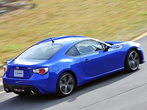 Subaru BRZ 2 дв. купе BRZ