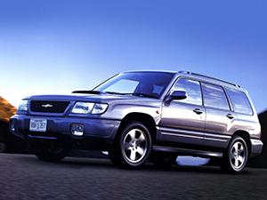 Subaru Forester 5 дв. внедорожник Forester