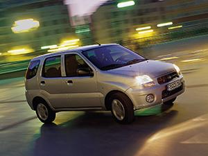 Subaru Justy 5 дв. хэтчбек G3X Justy