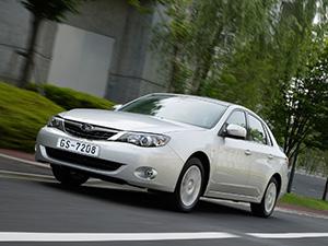 Subaru Impreza 4 дв. седан Impreza