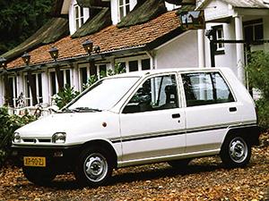 Subaru Mini Jumbo 5 дв. хэтчбек Mini Jumbo