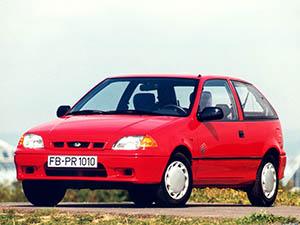 Subaru Justy 3 дв. хэтчбек Justy